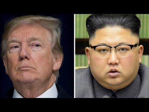 شاهد ترامب يُعلن إلغاء القمة المُرتقبة مع كيم جونغ أون