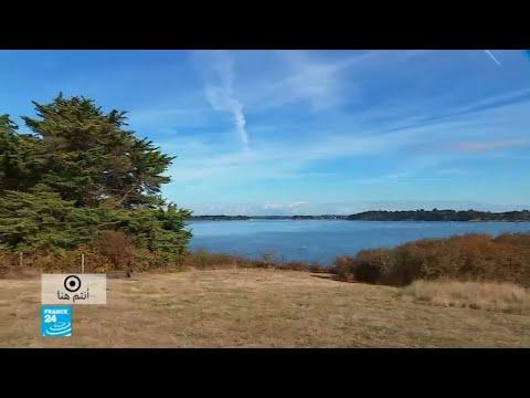 أسرار خليج موربيان وآثاره الشاهدة على أساطير بروتاني الفرنسية
