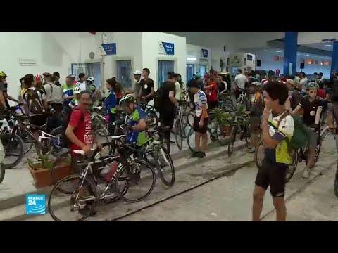 مبادرات لتشجيع استعمال الدراجات الهوائية