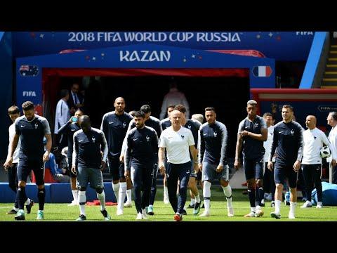 المنتخب الفرنسي يسعى لتحسين أدائه بهدف حسم تأهله إلى الدور الثاني