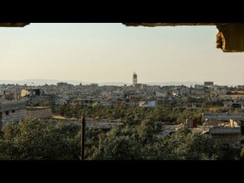 التلفزيون السوري يؤكد دخول الحافلات