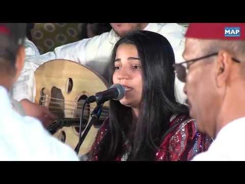 افتتاح المهرجان الوطني لفن اللحن في فاس