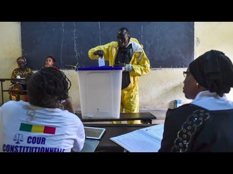 أجواء من التوتر تسود جولة الإعادة بالانتخابات الرئاسية في مالي