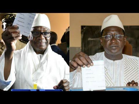 ترقب إعلان نتائج الانتخابات الرئاسية وسط أجواء من التوتر في مالي