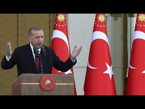 أردوغان يحذّر واشنطن ويهدد بالبحث عن أصدقاء وحلفاء جدد لبلاده