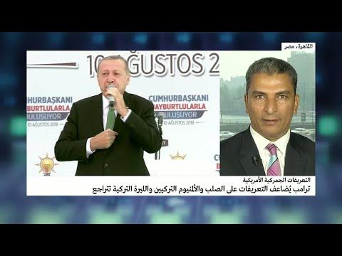 خبير يكشف خطة أردوغان لإنقاذ انهيار الليرة التركية