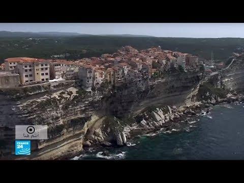 جهود فرنسية لحماية الأنواع الحيوانية والنباتية المائية في جزيرة كورسيكا