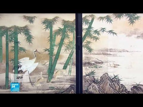 شاهد اللوفر أبوظبي يحتضن معرض من وحي اليابان رواد الفن الحديث