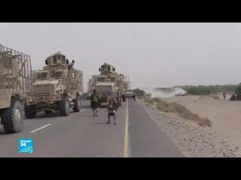 شاهد اتساع دائرة العنف والمعارك في محافظات يمنية عدَّة