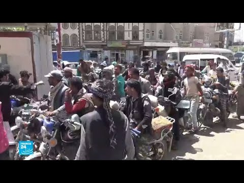 شاهدسكّان صنعاء يعانون للحصول على الوقود
