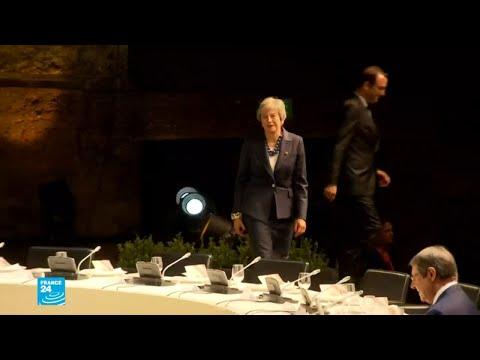 شاهد الأوروبيون ولندن يطلقون المرحلة الأخيرة من مفاوضات بريكسيت
