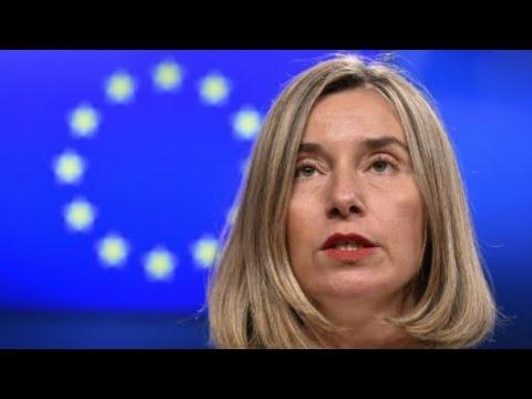 الاتحاد الأوروبي يعلن إنشاء كيان قانوني لمواصلة التجارة مع إيران