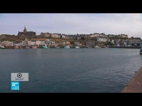 مدن ساحلية نورماندية من غرانفيل إلى اتريتا