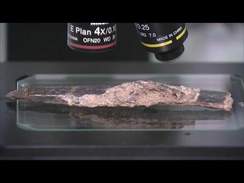 شاهد العثور على سكين يعود تاريخه إلى 90 ألف عام في المغرب