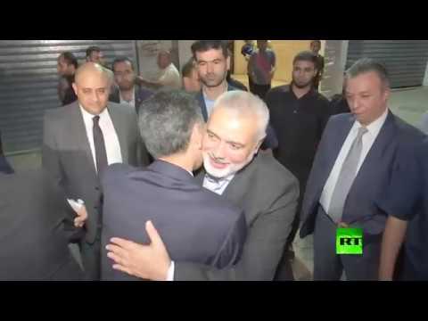 شاهد وفد مخابرات مصري رفيع في غزة مجددًا