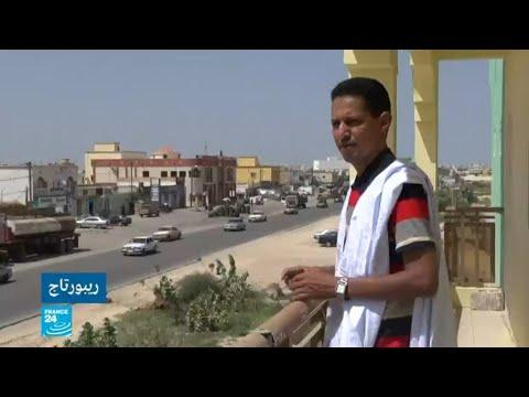 شاهد  قصة ناشط ضد القبلية والفساد في موريتانيا