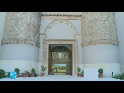 شاهد متحف دمشق الوطني يفتح أبوابه مُجددًا بعد سنوات على إغلاقه