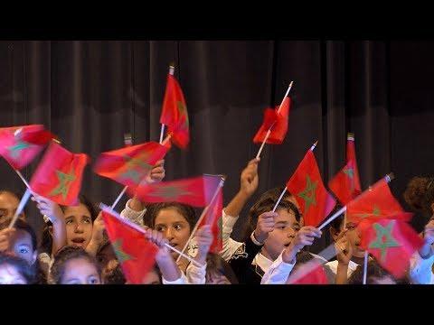 شاهد فاس تحتضن الملتقى الجهوي الثالث للفكاهيين الشباب