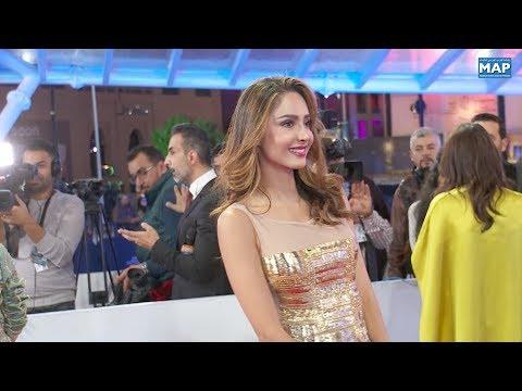 شاهد افتتاح فعاليات الدورة الـ17 للمهرجان الدولي للفيلم في مراكش