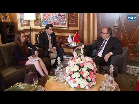 شاهد رئيسة الاتحاد البرلماني الدولي تُشيد بالمسار الديمقراطي في المغرب