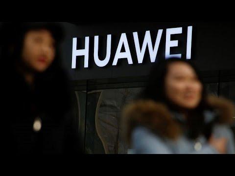 شاهد أميركا تتهم هواوي الصينية بانتهاك العقوبات على إيران