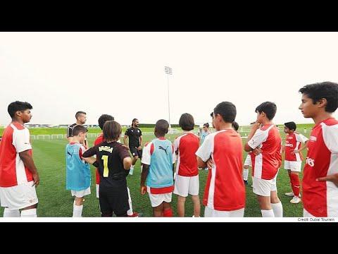 شاهد: دور الأكاديميات الرياضة في تربية الأجيال في الإمارات