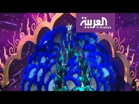 فرقة مياس اللبنانية تخطف لقب آراب جوت تالنت