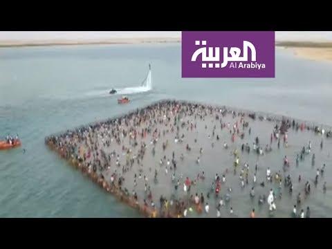 مهرجان الحريد السياحي في جازان السعودية
