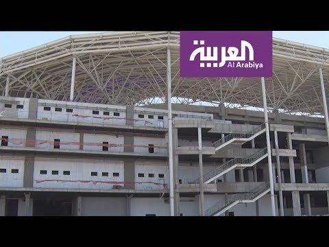 بغداد تحتضن ملعب صديق للبيئة يعمل بنظام الطاقة الشمسية