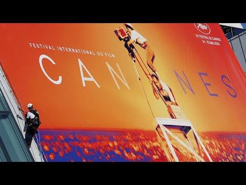 شاهد الملصق الدعائي للنسخة الـ72 من مهرجان كان السينمائي