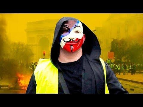 شاهد حمى السترات الصفراء تجتاح العالم