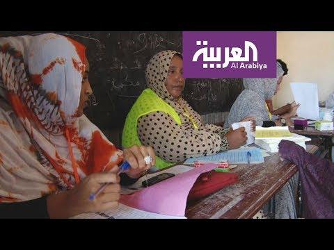 لجنة الانتخابات في موريتانيا تضع اللمسات الأخيرة لماراثون الرئاسة
