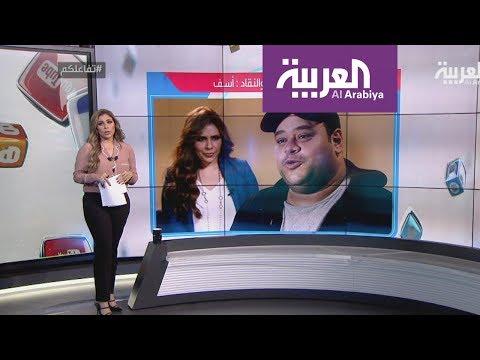 الفنان محمد ممدوح يتلقى المئات من رسائل التضامن