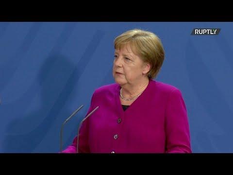 ميركل تنفي ترشّحها لأي منصب سياسي في الاتحاد الأوروبي