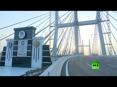 تجربة السير على الممشى الزجاجي لأعرض جسر بالعالم