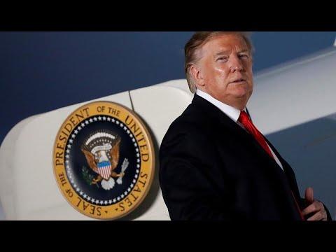 تصريحات بيلوسي تدفع ترامب للانسحاب من اجتماع مع الديمقراطيين