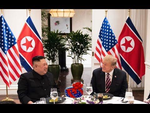 دونالد ترامب يُؤكّد أنّ كيم تمنى له عيد ميلاد سعيدًا