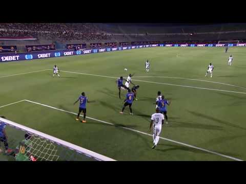 هدف اليوم من بطولة كأس أفريقيا في مصر