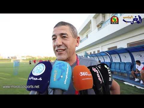 عبدالرزاق هيفتي يوضح حجم إصابة خالد بوطيب