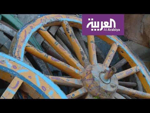 عباس صابر كلمة السر في إكسسوارات السينما والدراما المصرية