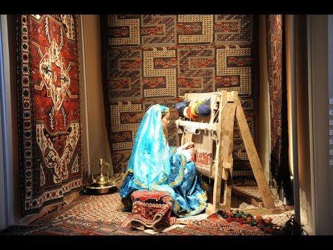 السجاد الأذربيجاني التقليدي تميمة ووسيلة شفاء وزينة للبيت التقليدي