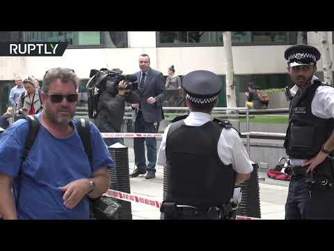 طعن شخص قرب مقر وزارة الداخلية في لندن