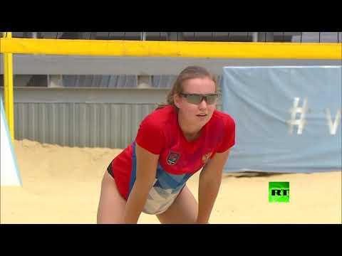 شاهد فلاديمير بوتين يتفقد مجمع الرياضة واللياقة البندنية في أنابا