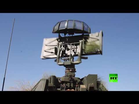 منظومة إس300 تعترض صواريخ العدو المفترض
