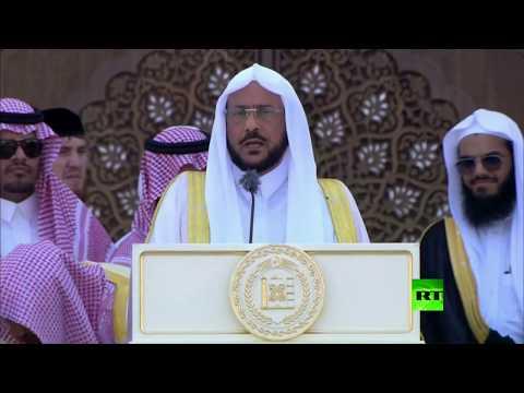 شاهد افتتاح أكبر مسجد في أوروبا أُطلق عليه اسم فخر المسلمين في الشيشان
