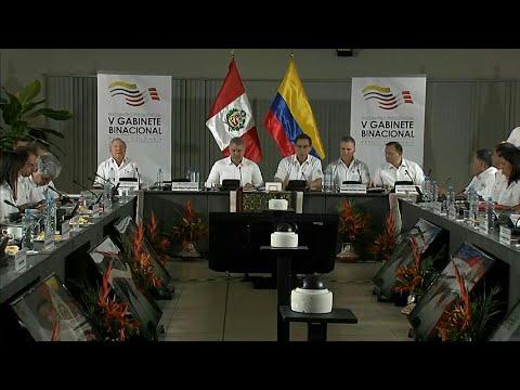 البيرو وكولومبيا تقترحان عقد قمة إقليمية طارئة بشأن حرائق الأمازون