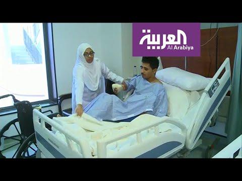 المستشفيات السعودية تقدم خدماتها الطبية والعلاجية لجرحى الجيش الوطني اليمني