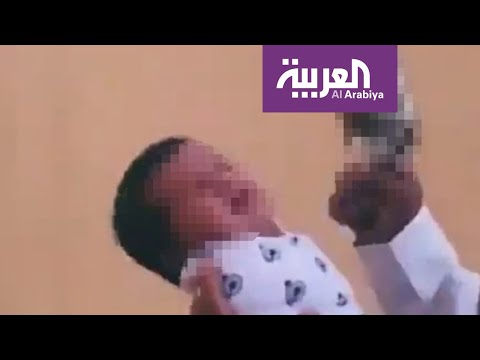 طريقة تعامل القانون السعودي مع مطلق النار بجوار الرضيع