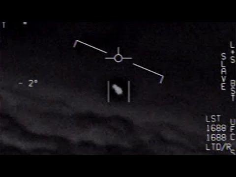 شاهد البحرية الأميركية تؤكد التقاط صور أجسام طائرة غريبة