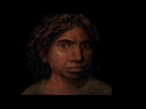 شاهد علماء ينجحون في إعادة تشكيل بنية جسم بشري يعود إلى ما قبل التاريخ